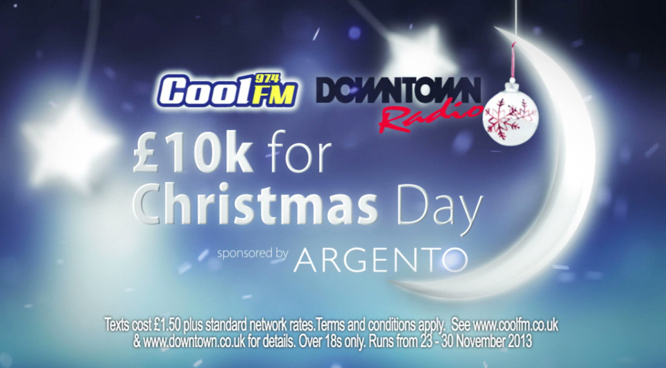 COOL FM £10K GiveAway