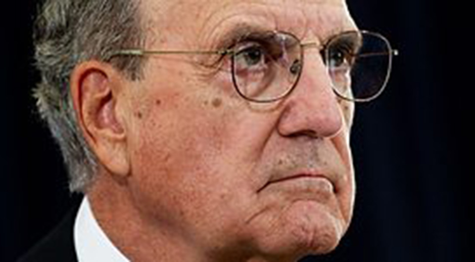 George Mitchell: My Journey's End