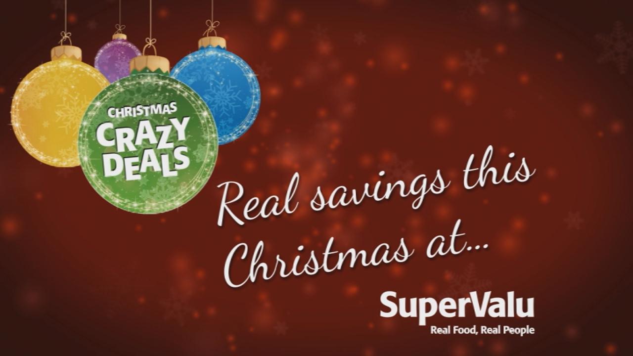 SuperValu Crazy Deals - Christmas