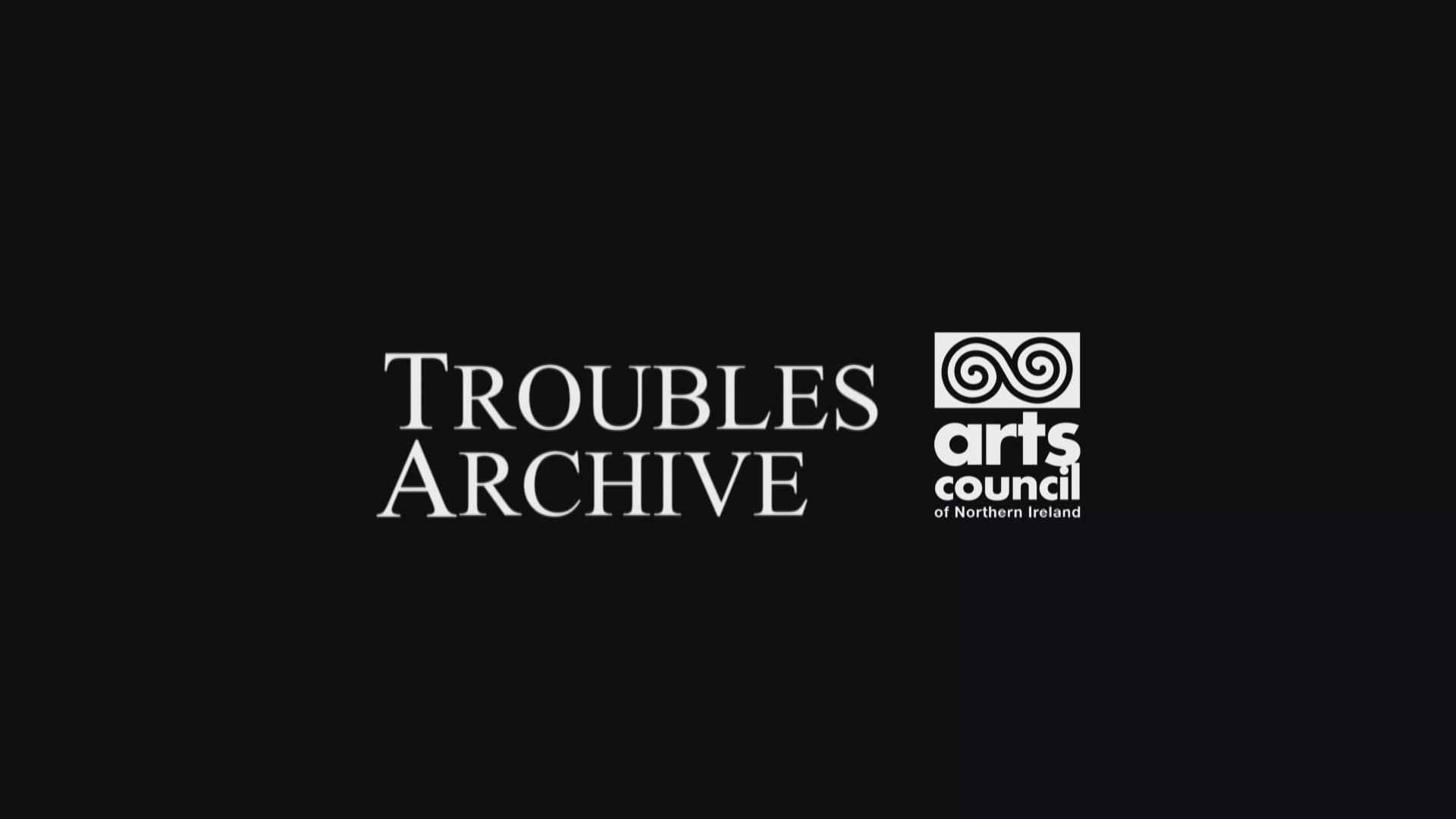 Arts Council - Troubles Archive