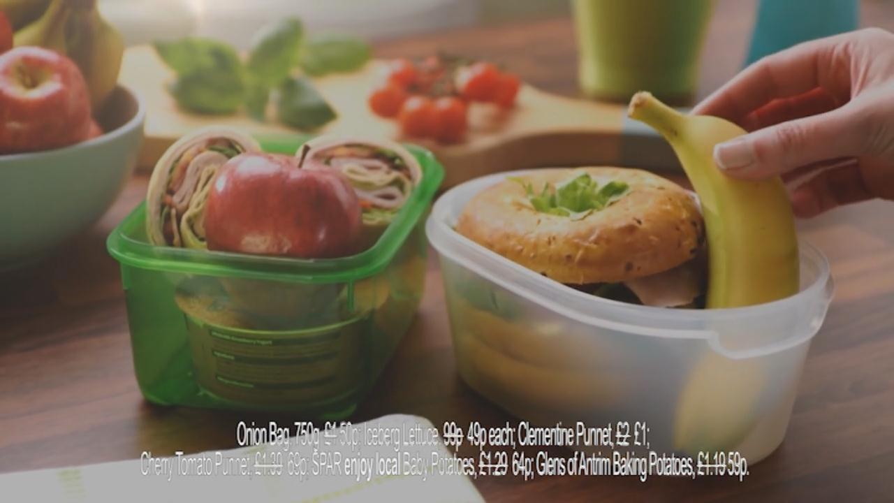 Spar Fruit & Veg Sale