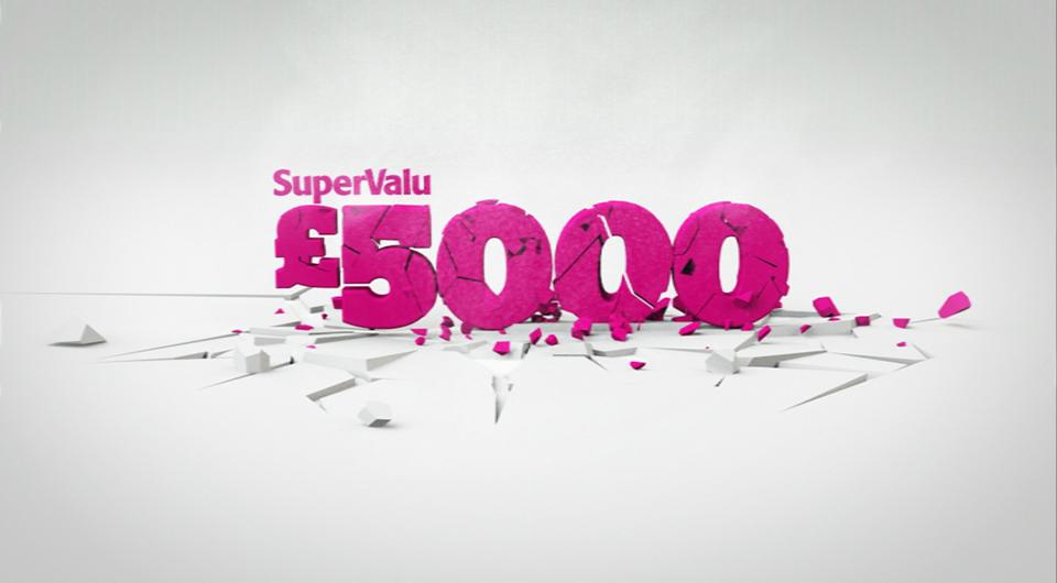 SuperValu - £5K GiveAway