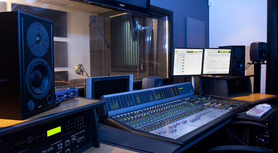 High-end audio for TV, radio, film and online   The Sound