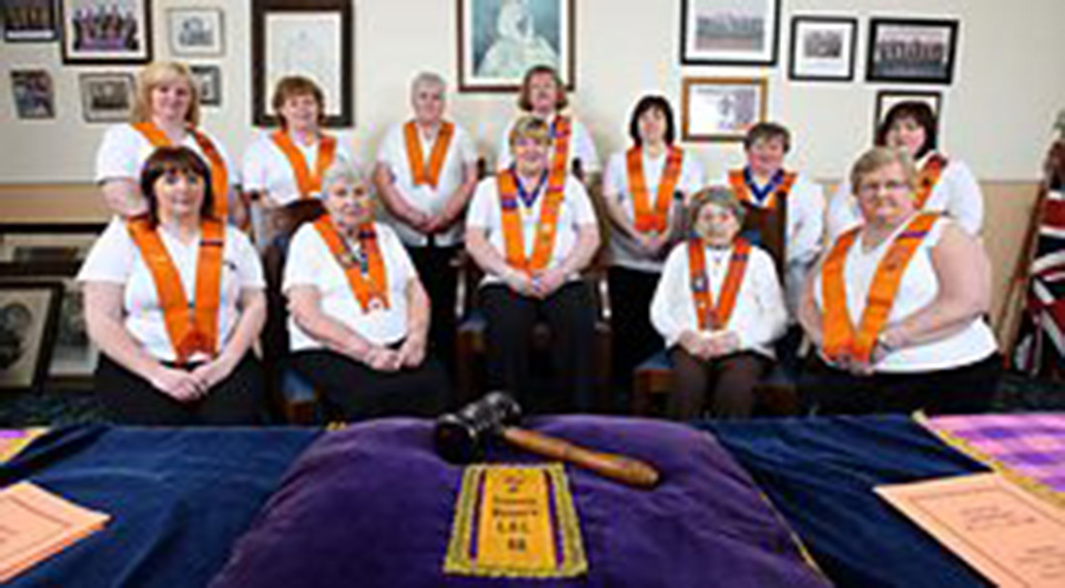 Sisters of the Lodge